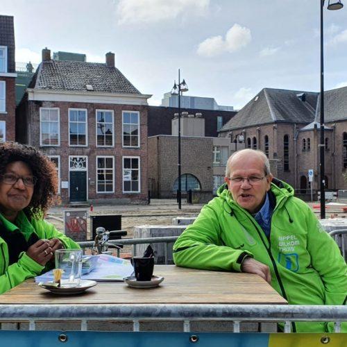 Frituurroute zaterdag 3 april 2021 - eerste ploeg (2) - Foto John Bremer